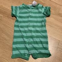 2 delat pyjamas paket i gröna nyanser från HM stl 62