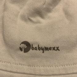 Mjuk off-white solhatt med öron från Mexx stl 42-44