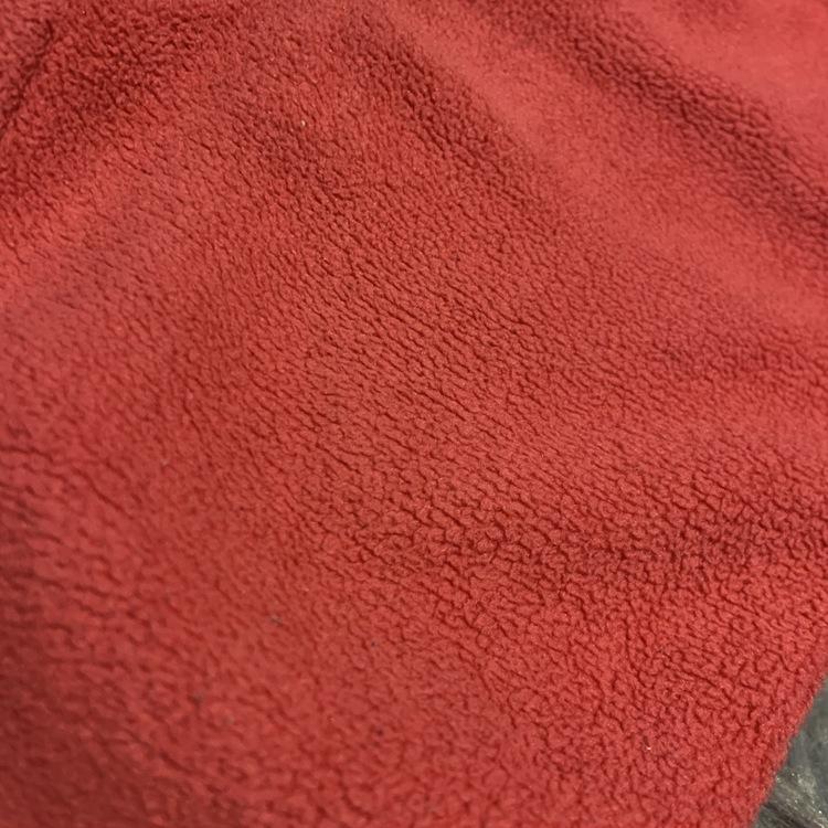 Rosa fleeceset med tröja med dragkedja och byxor från Cubus stl 68