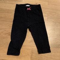2 delat paket med leggings i svart  och vitt från Walking stl 68