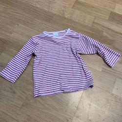 7 delat paket med tröjor, bodies och byxor stl 74