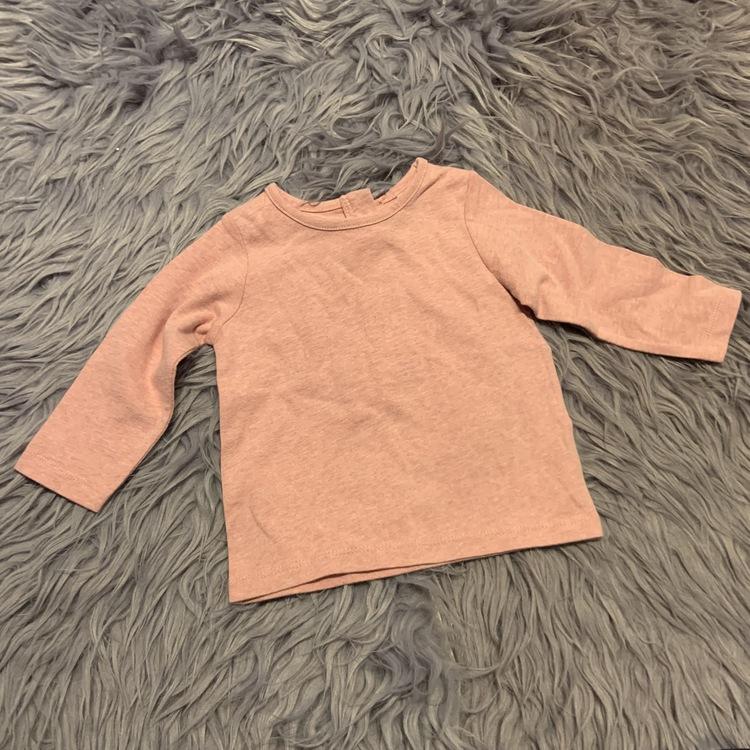 Rosamelerad tröja med knappar baktill från NeXT stl 74