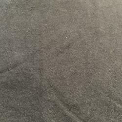 Brun topp med en röd, svart och vit fjäril från Åhléns stl 98/104