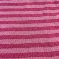 Rosa och ljusrosa randig topp från Coop stl 104