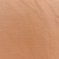 Aprikosfärgad kortärmad klänning från Mini Rodini stl 56-62