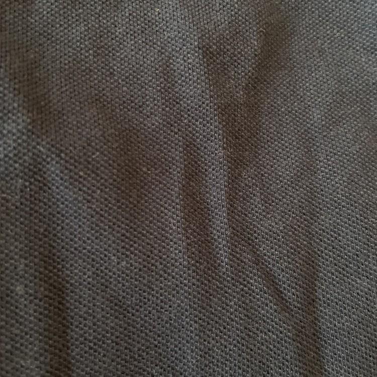 Mörkblå jumpsuit / sjömansdräkt med vita randiga detaljer och ett vitt broderat ankare från Lindex stl 68