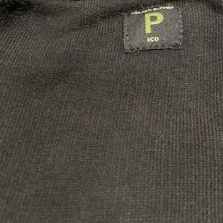 Svarta collegebyxor från PoP stl 74