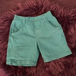 Turkosa shorts från Lindex stl 80