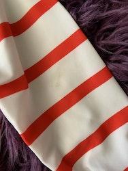 Uvdräkt i rött, vitt och blått från Swimpy stl 86/92