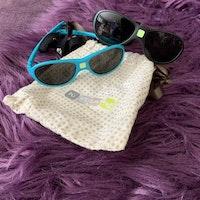 Svarta solglasögon från Ki ET LA stl 12-30 mån