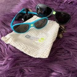 Turkosa solglasögon från Ki ET LA stl 12-30 mån