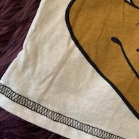 Svart linne med Pawpatrol motiv från Nickelodeon stl 110/116