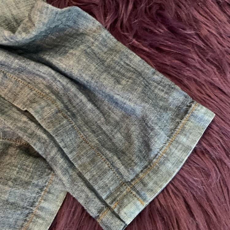 Denim jumpsuit från Ralph Lauren stl 12 mån