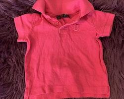 Rosa piké från Baby Skill stl 74