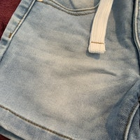 Denim shorts från Play in Bluewear stl 98/104