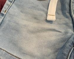 Denim shorts från Play in Bluewear stl 98/104