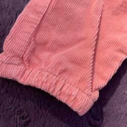 Rosa manchesterbyxor från PoP stl 68