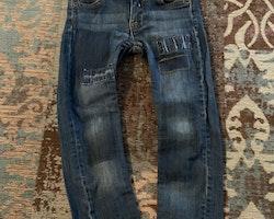 Jeans från PoP stl 98