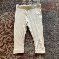 Cremevita leggings från Wheat stl 68