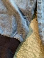 Baggy jeans från Basic U stl 86