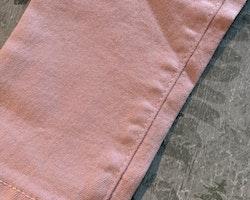 Ljusrosa stretchjeans/jeggings från HM stl 86