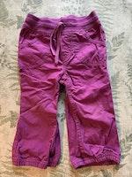 Lila byxor från HM stl 86