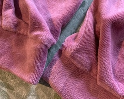 Rosa mjukisbyxor från Name it stl 92