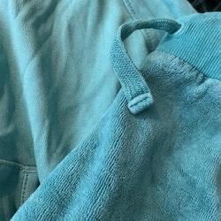 Turkost set med tröja och byxa från Villervalla resp Lindex stl 86