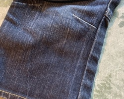 Blå jeans från HM stl 92