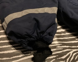 Mörkblå vinteroverall från HM stl 92