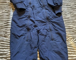 Mörkblå retro overall från PoP & Disney stl 86