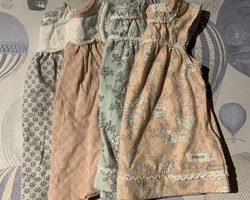 4 delat klänningpaket från Newbie stl 56