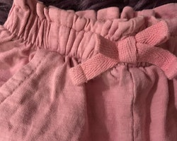 Rosa shorts från NeXT stl 80