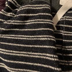 Vävda shorts i svart, vitt och grått från Calvin Klein Jeans stl 12 mån