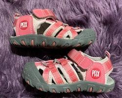 Rosa sandaler av modellen Toomb från Pax stl 23