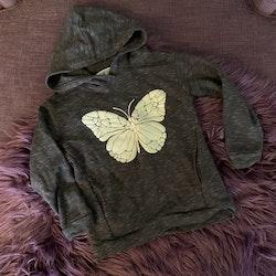 4 delat tröjpaket med fjärilar från HM och Skill stl 98/104