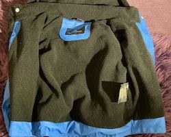 Blå/mörkblå fodrat galonset från Cross Sportswear stl 90