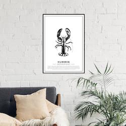 Hummer Poster