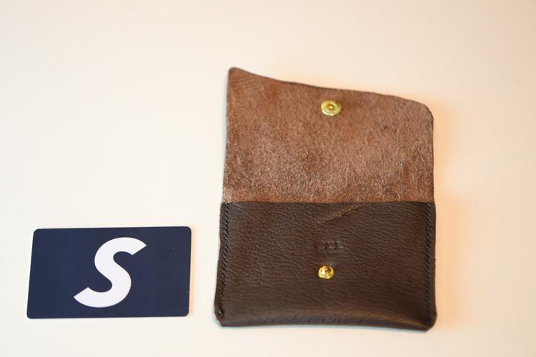 Bra att ha väska med knapp 7,5*10,5cm