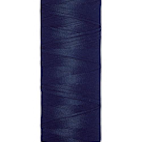 Gütermann sytråd 200 m 100% polyester 711 Blå