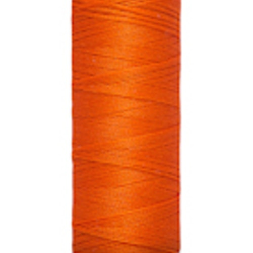 Gütermann sytråd 200 m 100% polyester 351 Orange