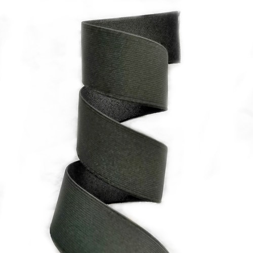 Resår 30 mm svart