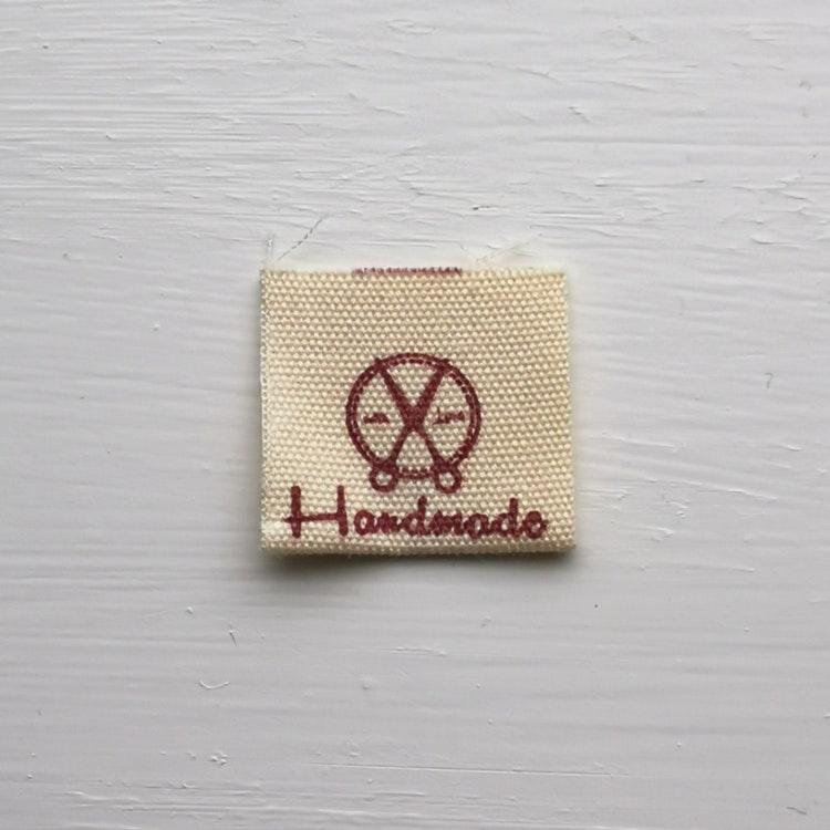 Bomullslapp Handmade