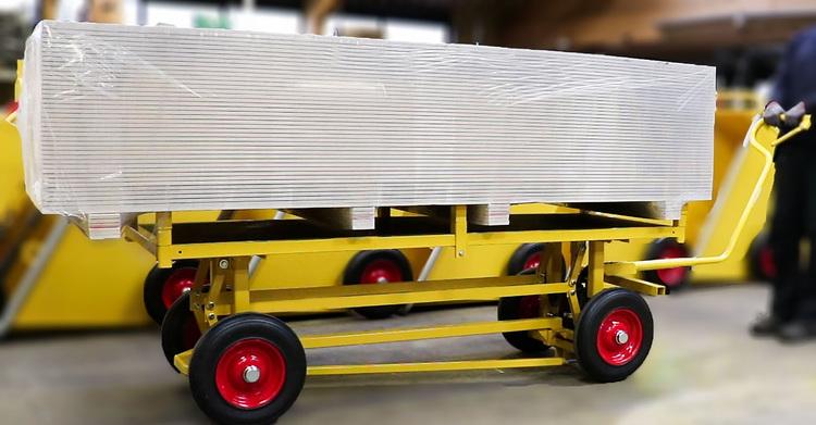 Transportvagn / Gipsvagn