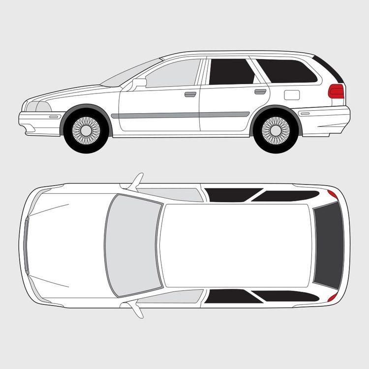 Volvo V40 2005-2011