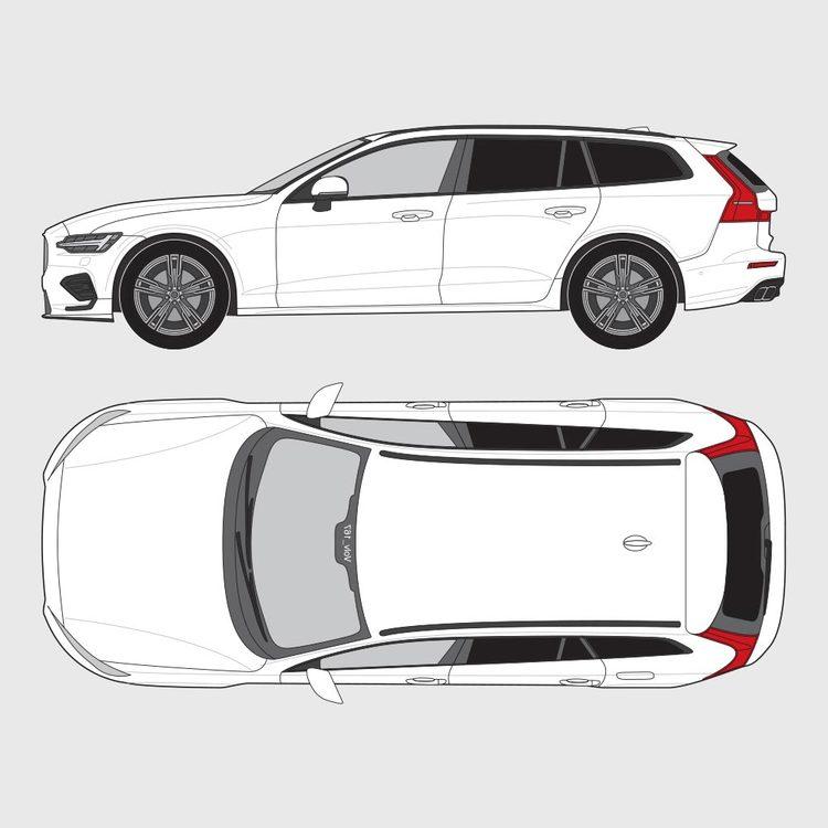 Volvo V60 2018-