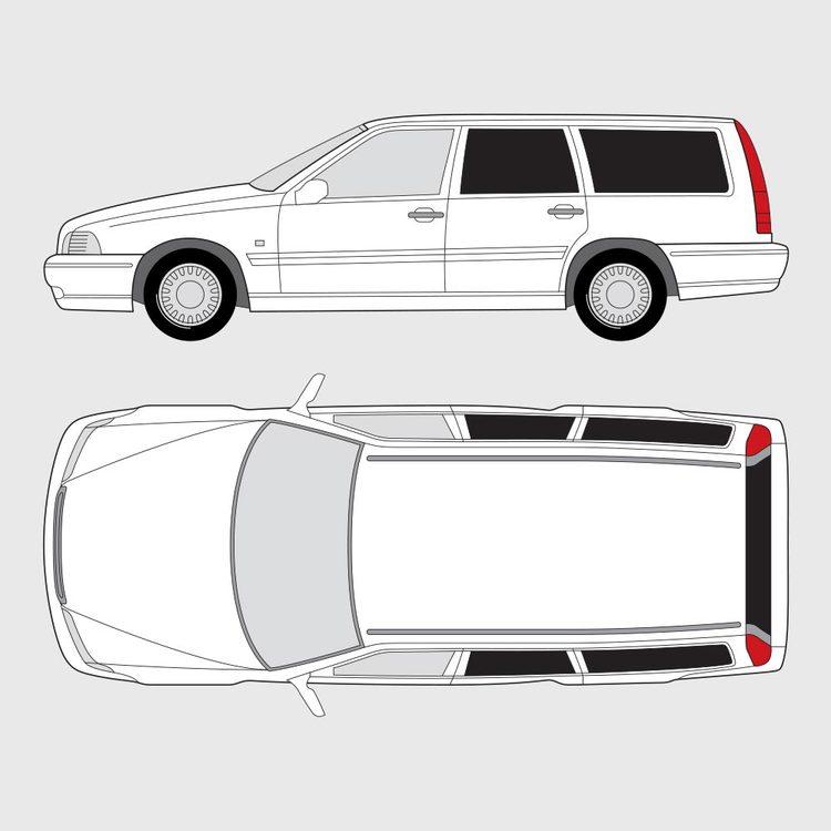 Volvo V70 1998-2000