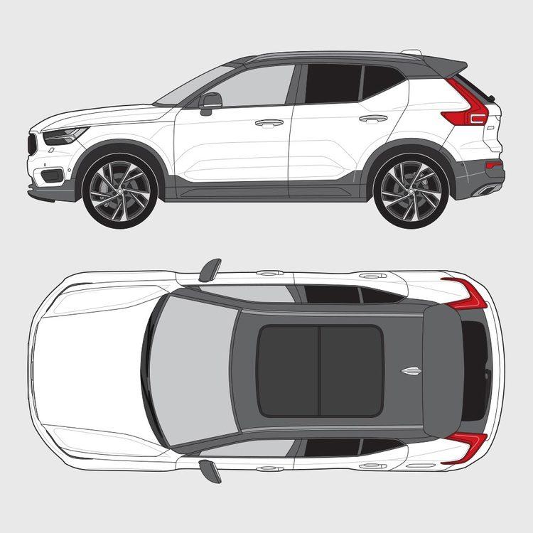 Volvo XC40 2018-