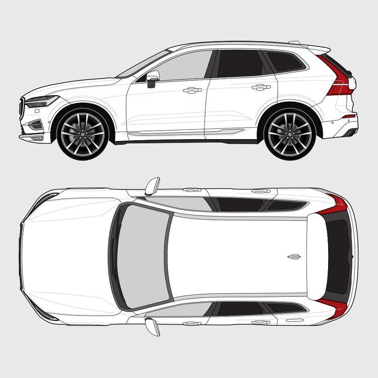 Volvo XC60 2018-