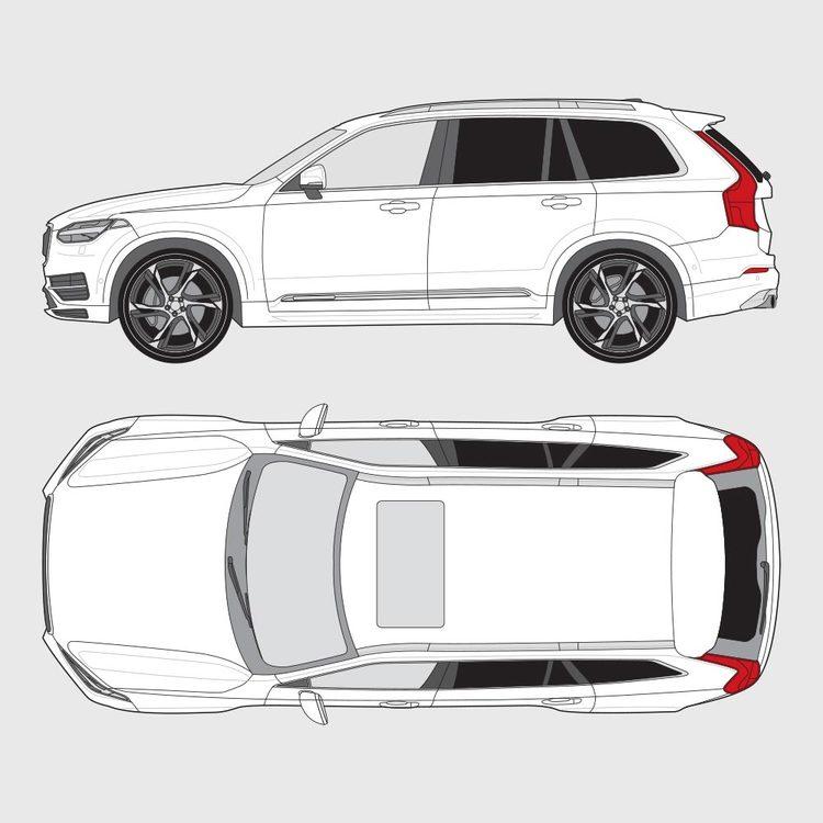 Volvo XC90 2015-